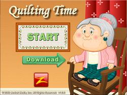 Онлайн игра Време за покривки / Quilting Time