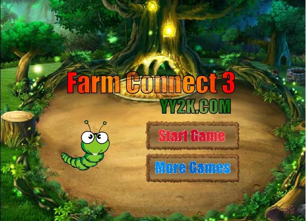 Онлайн игра - Ферма свързване маджонг Farm Connect