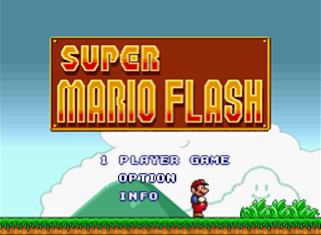 Онлайн игра - Супер Марио