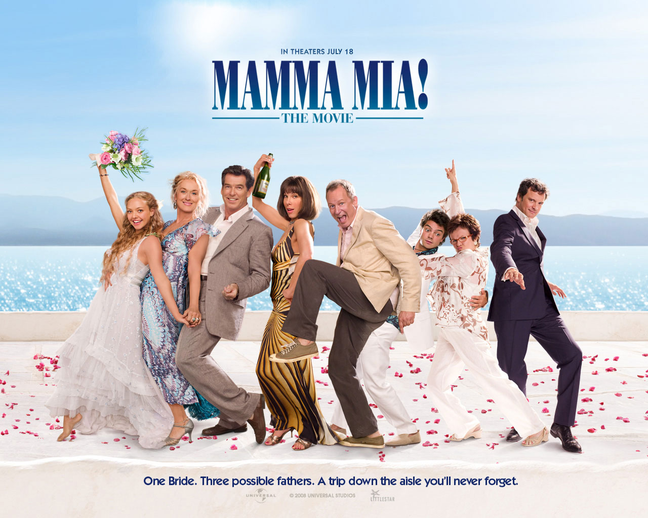 background Mamma mia!, снимка 5