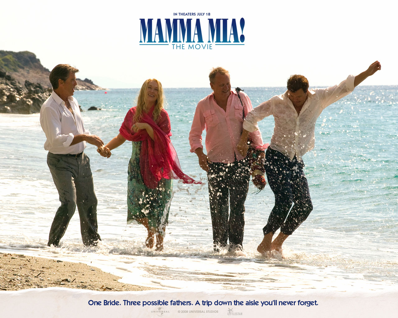 background Mamma mia!, снимка 3
