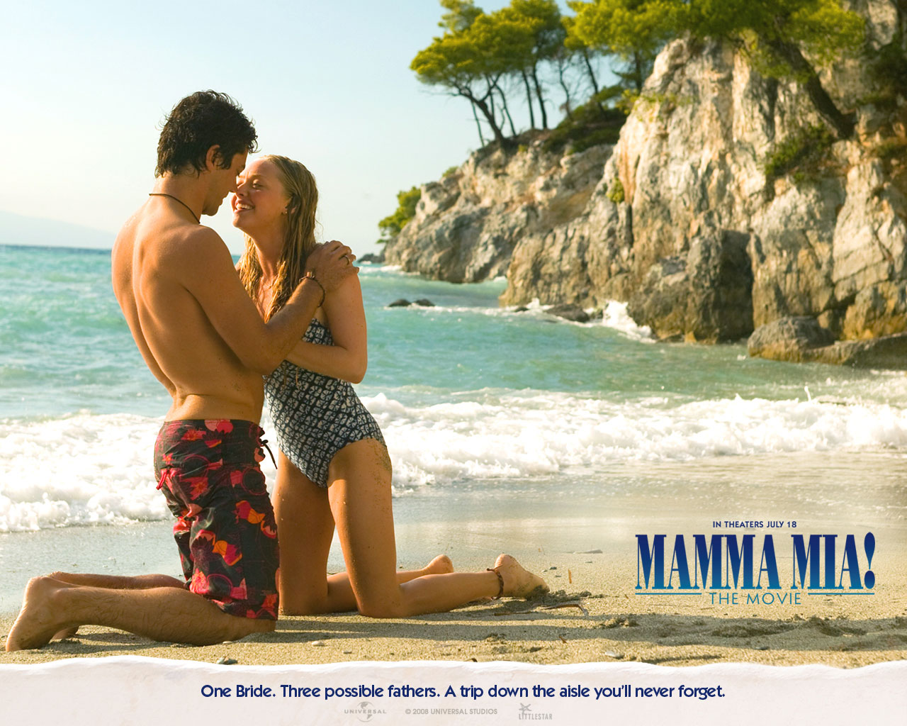background Mamma mia!, снимка1