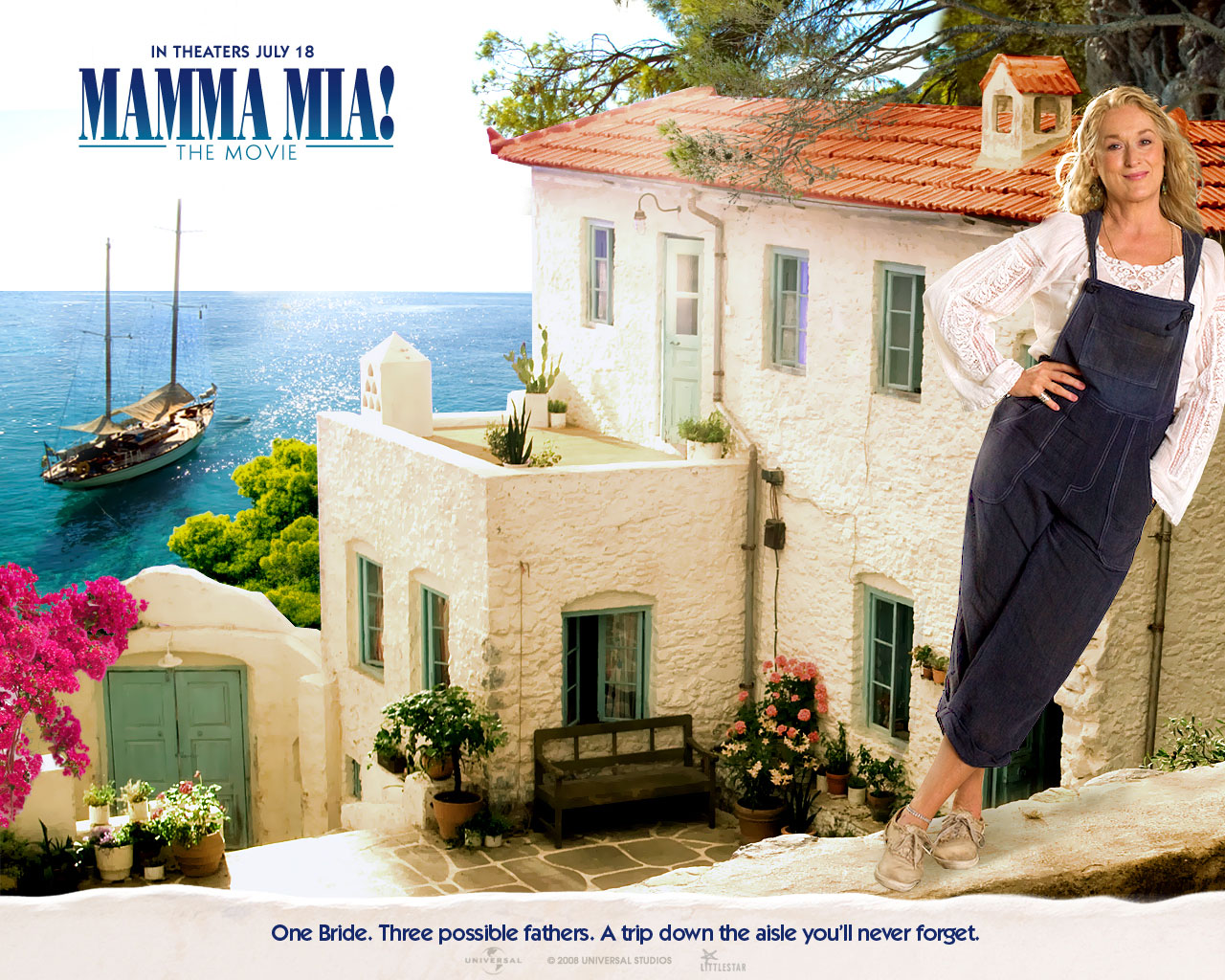 background Mamma mia!, снимка 2